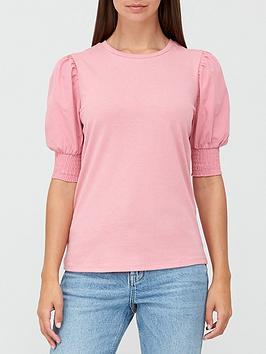 v-by-very-poplin-sleevenbspt-shirt-pink