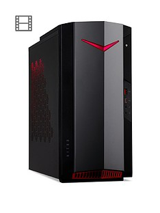 acer-nitro-n50-610-gaming-pc--nbspgeforce-gtx-1660-super-intel-core-i5nbsp8gb-ram-1tb-hdd-amp-512gb-ssd