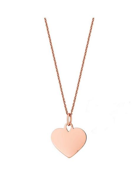 simply-silver-rose-gold-plated-sterling-silver-personalised-engravable-heart-disc-pendant