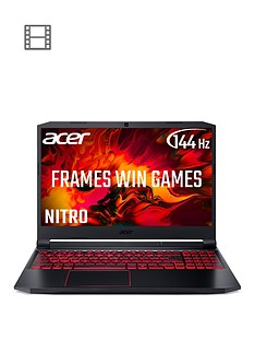acer-nitro-5-an515-44-geforce-gtx-1650-amd-ryzen-5-8gb-ram-512gb-ssd-156in-fhd-gaming-laptop