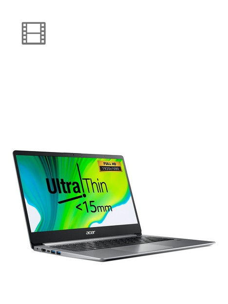 acer-swift-1-sf114-32-laptop-14-inch-fhdnbspintel-pentium-silvernbsp4gb-ramnbsp256gb-ssd