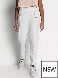 lyle-scott-jogging-bottomsnbsp--white