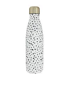 accessorize-spotty-metal-double-walled-water-bottle-black-spot