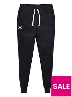 under-armour-childrensnbsprival-joggers-black