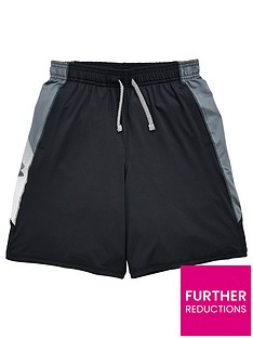 under-armour-childrensnbspua-raid-shorts-black