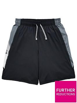 under-armour-childrensnbspua-raid-shorts-black