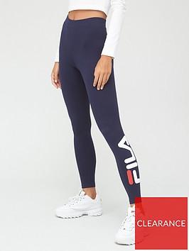fila-avril-essential-leggings-navy