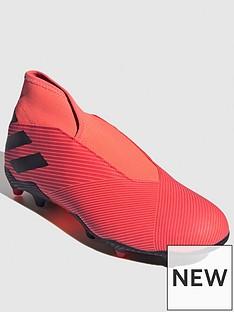 adidas-nemeziz-laceless-193-firm-ground-football-boots-redblack