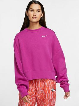 nike-nsw-essential-trend-sweatshirt-cerisenbsp