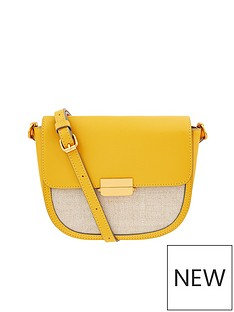 accessorize-linen-mix-cross-body-bag-yellow