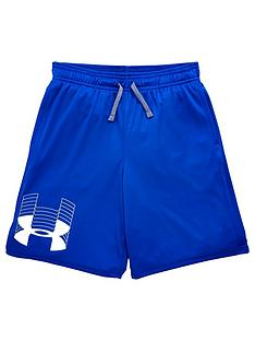 under-armour-childrensnbspua-prototype-logo-shorts-blue