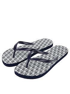 accessorize-monogram-eva-flip-flops-navy
