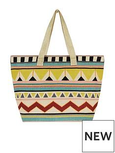 accessorize-lula-aztec-beach-tote-bag-multi