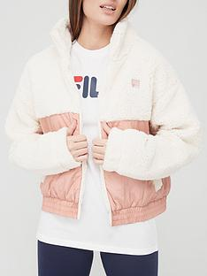 fila-yauvani-crop-padded-jacket-cream