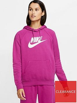 nike-nswnbspessential-pullover-logo-hoodie-cerise