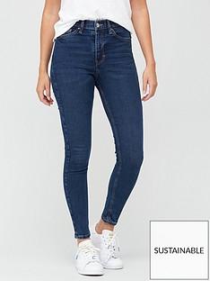 v-by-very-premium-high-waist-skinny-jeans-dark-wash