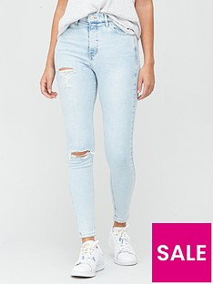 v-by-very-premium-high-waist-double-ripped-skinny-jeans-bleach-wash