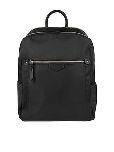 accessorize-nylon-judy-backpack-black