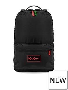 kickers-kids-backpack-black