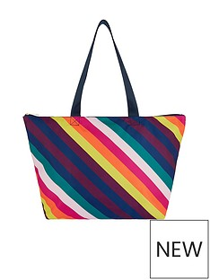 accessorize-rainbow-printed-shopper-multi