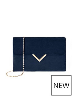 accessorize-natalie-suedette-envelope-clutch-navy