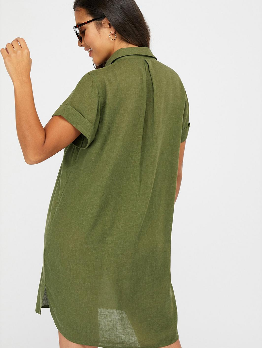 Accessorize Beach Shirt - Khaki VCVh0B