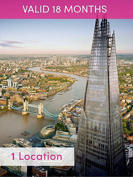 activity-superstore-the-view-from-the-shard-with-afternoon-tea-for-two