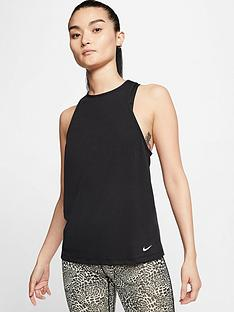 nike-trainingnbspicon-clash-tank-black