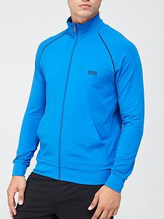 boss-bodywear-mix-amp-match-zip-throughnbspjacket-bright-bluenbsp