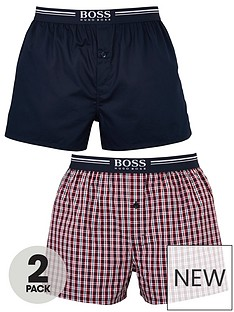 boss-bodywear-2-pack-woven-check-boxer-shorts-multi