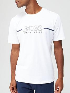 boss-bodywear-urban-logo-t-shirt-white