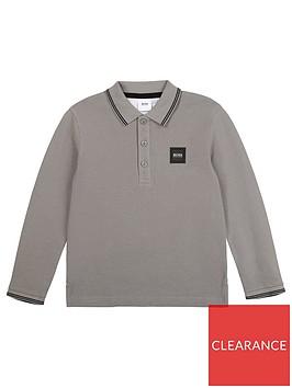 boss-boys-long-sleeve-box-logo-polo