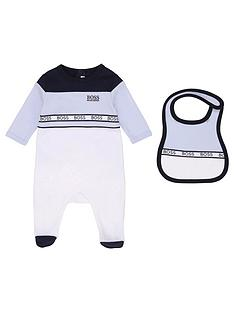 boss-baby-boys-stripe-babygrow-amp-bib-gift-box-white