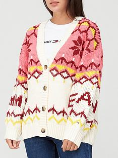 tommy-jeans-fairisle-cardigan-white