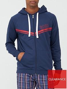 boss-authentic-zip-through-hoodie-navynbsp