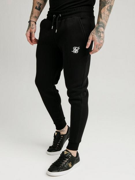 sik-silk-muscle-fit-jogger-black