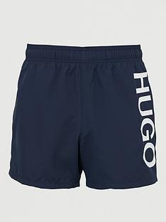 hugo-abas-logo-swim-shorts-navy