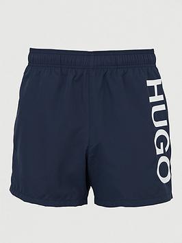 hugo-abas-logo-swim-shorts-navy