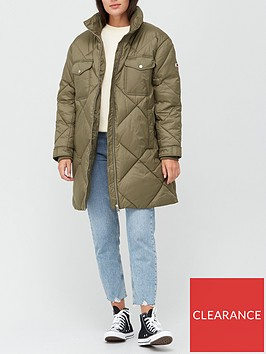 tommy-jeans-diamond-quilted-coat-olive