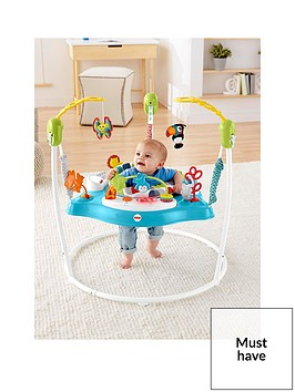 fisher-price-colour-climbers-jumperoo-baby-bouncer