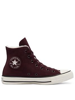 converse-all-star-faux-fur-lined-hi-tops-maroonnbsp