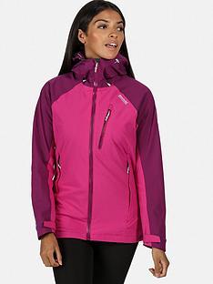 regatta-highton-stretch-jacket-pinknbsp