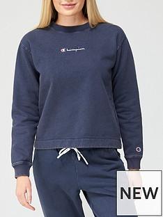 champion-crew-necknbspsweatshirt-navy