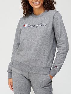 champion-crew-neck-sweatshirt-greynbsp