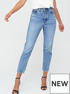 v-by-very-studio-slim-straight-leg-jean-mid-wash