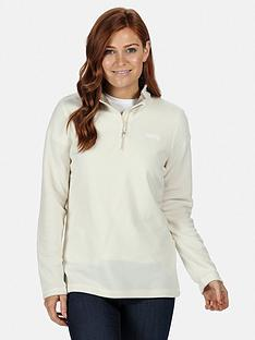 regatta-sweethart-quarter-zip-fleece-whitenbsp