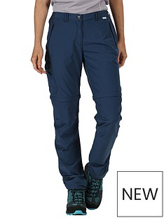 regatta-chaska-zip-off-trouser-ii-navynbsp
