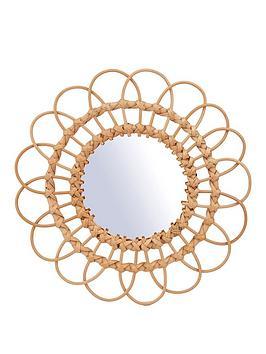 sass-belle-rattan-mirror