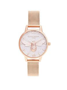 olivia-burton-olivia-burton-lucky-bee-and-rose-gold-mesh-watch