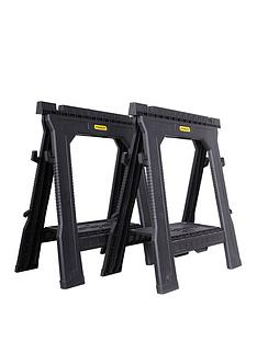 stanley-stanley-folding-sawhorse-twin-pack-stst1-70713